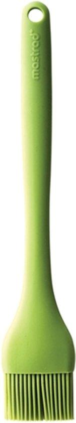 Siliconen bakkwast, groen - Mastrad
