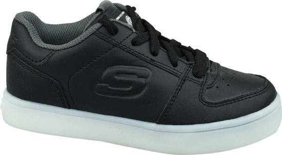 Skechers Energy Lights 90601L-BLK, Vrouwen, Zwart, Sneakers maat: 30 EU