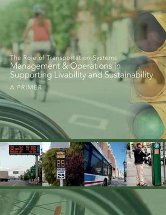 roles of transportation
