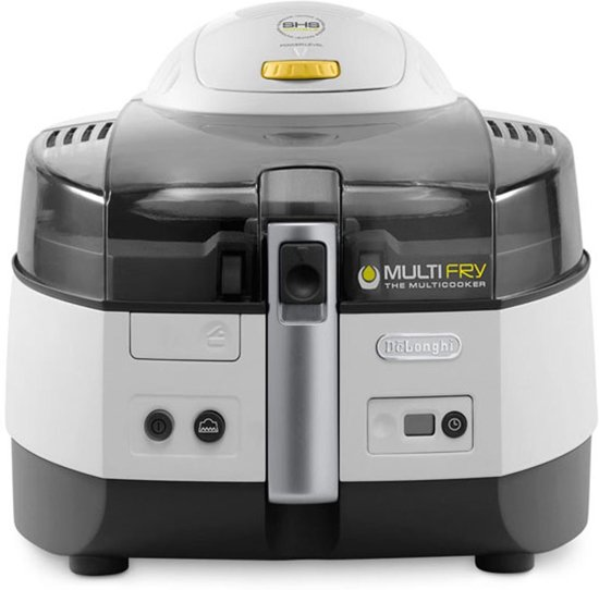 De'Longhi FH 1363 Multifry Extra - Hetelucht Friteuse