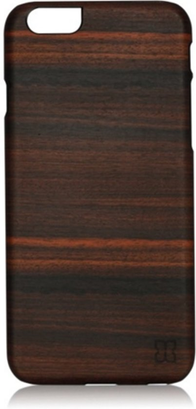 Man&Wood Ebony iphone 6/6s Hoes Hout
