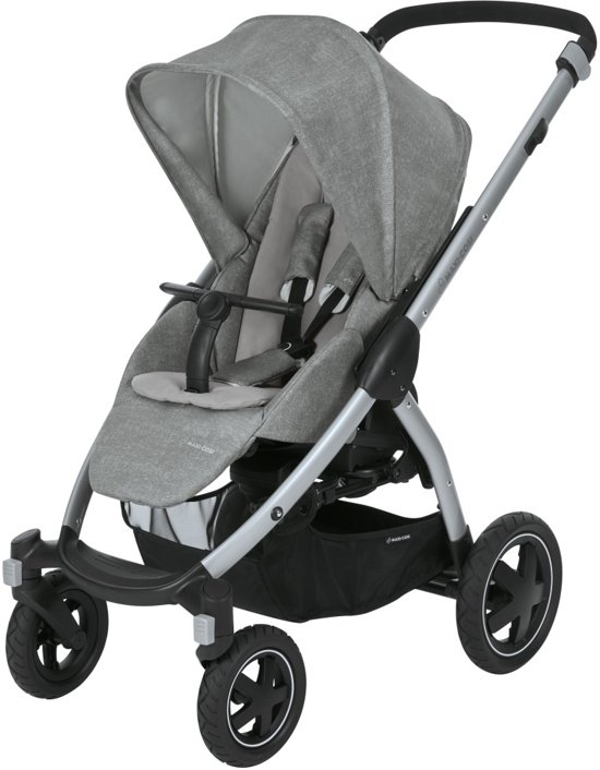 maxi cosi stella kinderwagen nomad grey silver frame. Black Bedroom Furniture Sets. Home Design Ideas