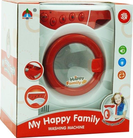 Wasmachine Speelgoed Op Batterij