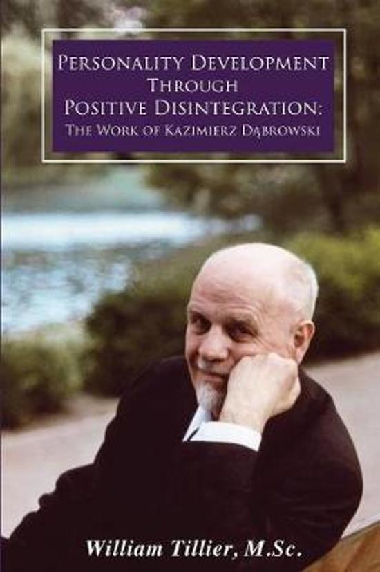 Personality Development Through Positive Disintegration