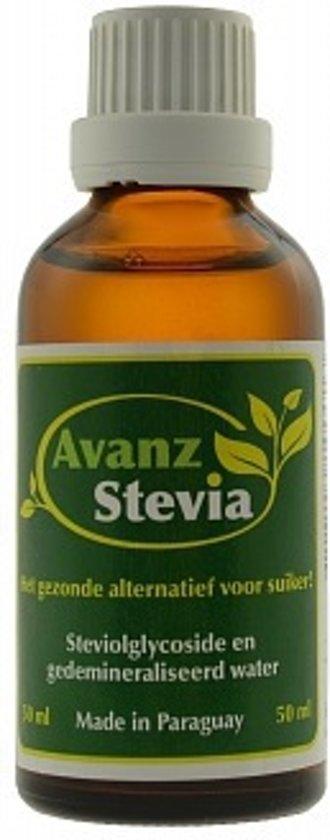 Stevia Avanz Extract - 50 ml