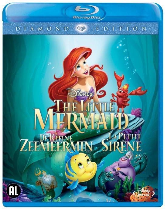 The Little Mermaid (Diamond Edition) (Blu-ray)