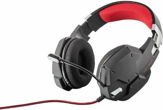 Cover van de game GXT 322 Carus - Gaming Headset - Multi Platform- Zwart