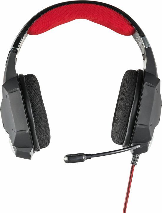 GXT 322 Carus - Gaming Headset voor PS4 en PC - Zwart