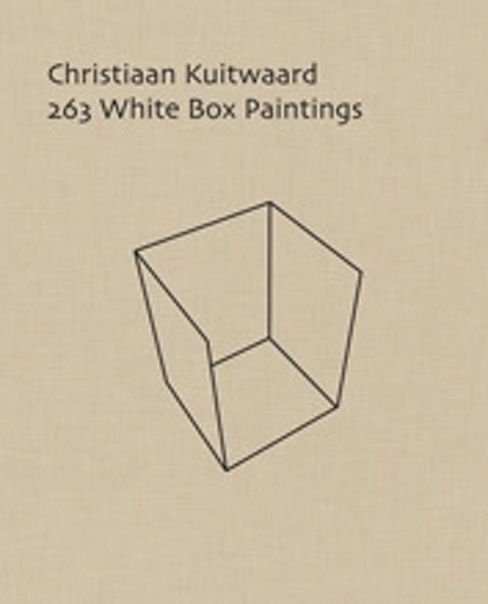 263 White Box Paintings Christiaan Kuitwaard