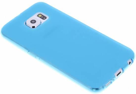 Turquoise Étui Rigide En Silicone Pour Samsung Galaxy S4 QYb49