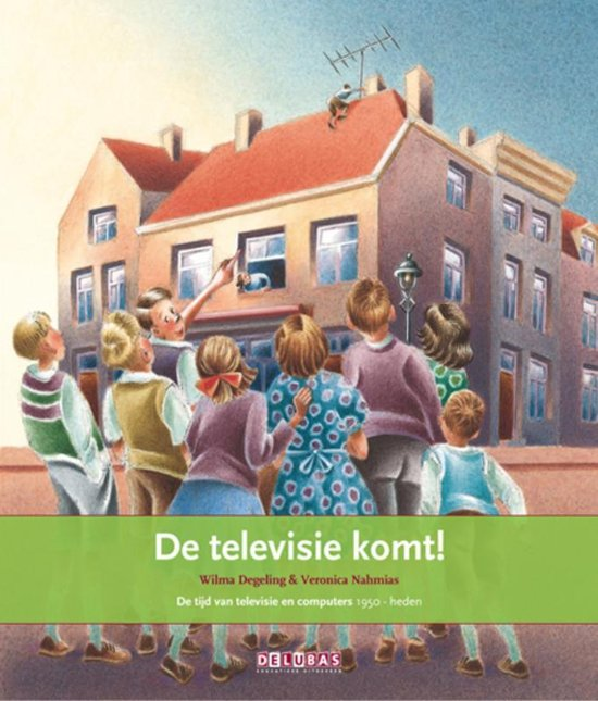 De televisie komt De tijd van televisie en computers 1950 heden