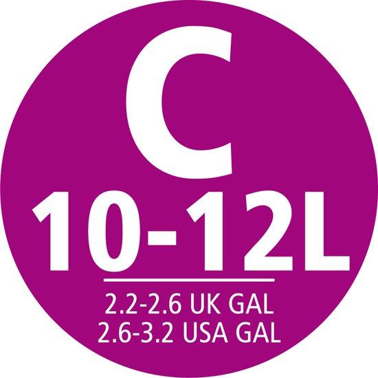 Brabantia Afvalzak Code C - 10-12 Liter (20 stuks)