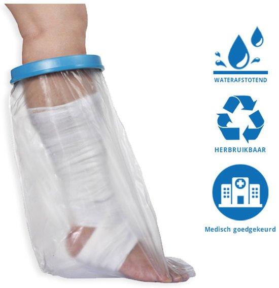 Sealprotect Douchehoes Gipshoes Onderbeen | 100% Waterdicht | Goedgekeurd door de Ziekenhuizen (NL) | Als beste getest!