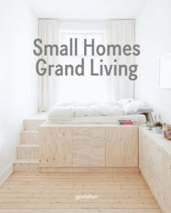 Boek cover Small Homes, Grand Living van Laura Mark (Hardcover)