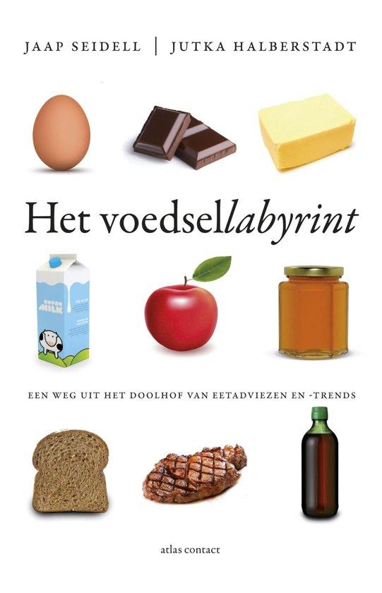 Het voedsellabyrint E-book