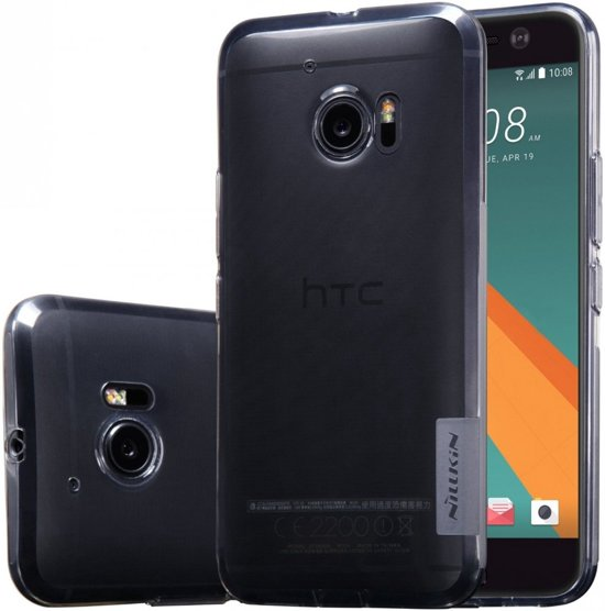 Nillkin Nature TPU Case voor de HTC 10 - Grey