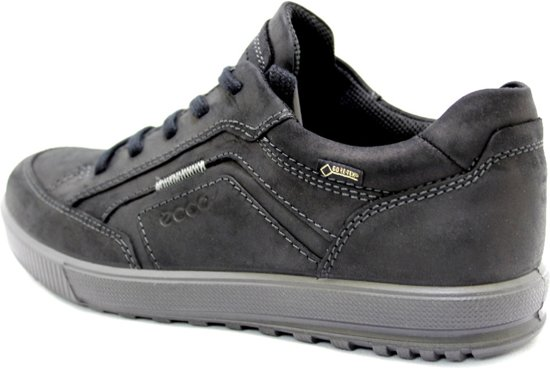 44 Maat Ennio Ecco Zwarte Sneaker Blackzwart qxTSXBn