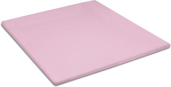 Cinderella - Topper hoeslaken (tot 15 cm) - Katoen - 180x210 cm - Candy