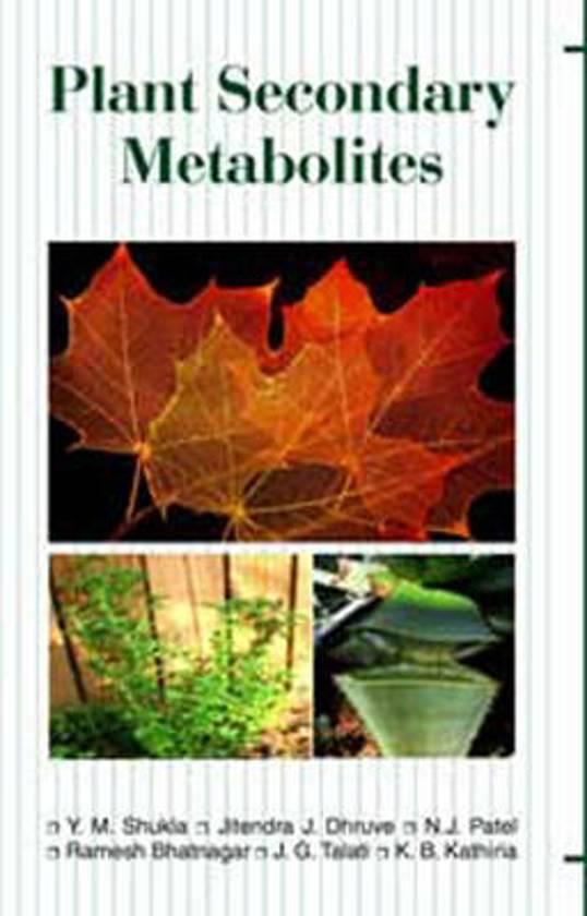 Plant Secondary Metabolities