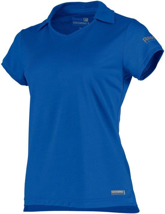 Reece Hockey polo Isa - Hockeyshirt - Vrouwen - Maat XXL - Blauw kobalt