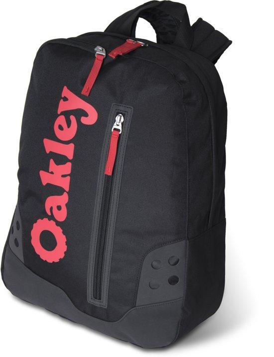 Oakley B1B Retro Rugzak - Black/Red