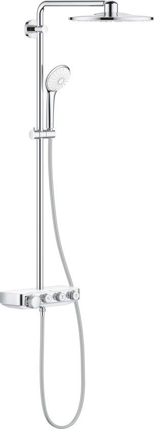 GROHE Euphoria Smartcontrol Regendouche - 31 cm - Verstelbare wandbevestiging - Wit - 26507LS0