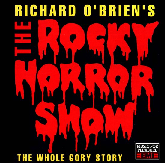 Bolcom The Rocky Horror Show Original London Cast Cd Album