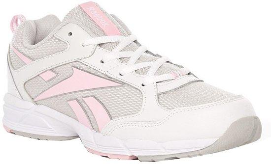 6543ccac686 bol.com | Reebok Sneakers Almotio 2.0 Meisjes Wit/roze Maat 30
