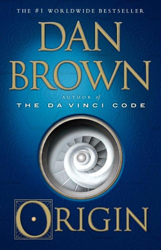 Boek cover Origin van Dan Brown (Paperback)
