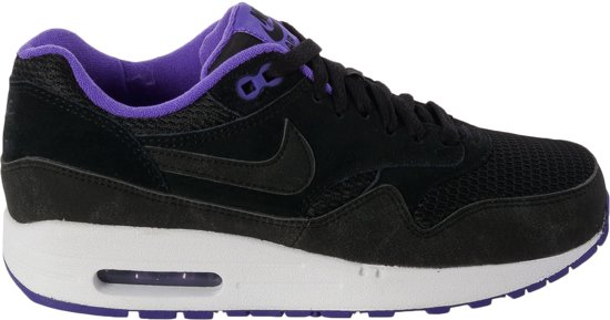 nike air max 1 essential zwart dames