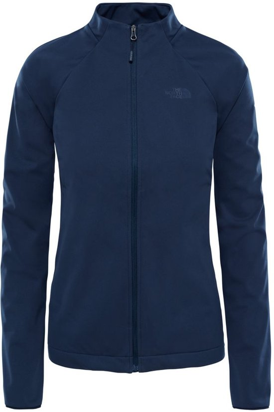 The Dames Navy Jas Face Softshell North Inlux Jacket Urban qarXwqg