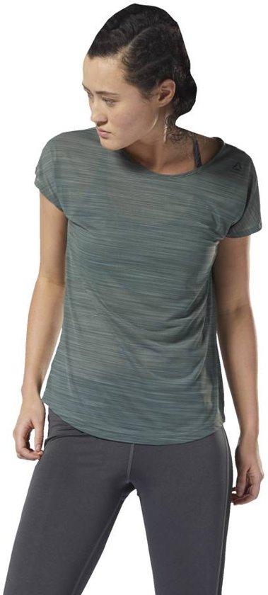 Reebok Reebok Dames M M Workout Shirt Shirt Dames Reebok Workout Workout Dames Shirt LSqUzVGMp