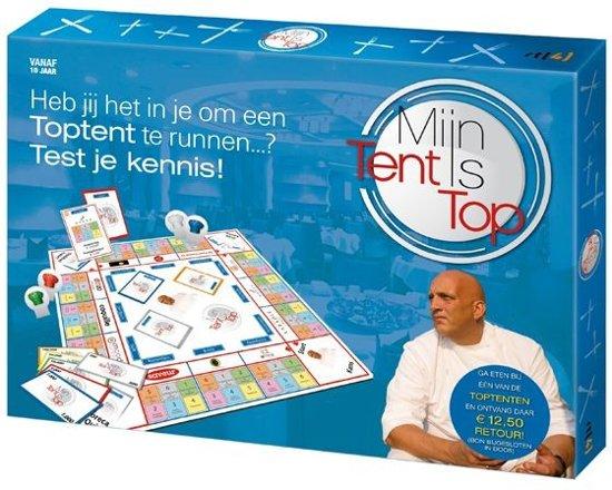 Herman Den Blijker - Mijn Tent Is Top Spel