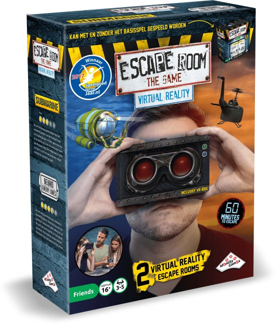 Escape Room The Game expansion VR