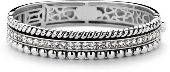 TI SENTO Milano Armband 2776ZI - Gerhodineerd Sterling Zilver