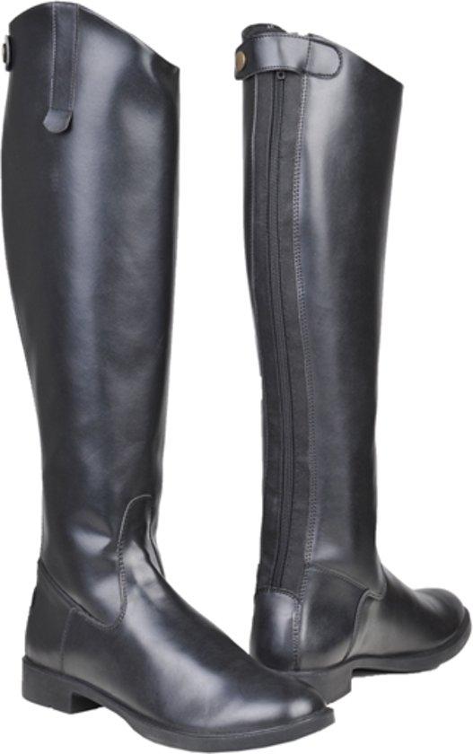 HKM Rijlaarzen -New General- dames standaard zwart 38