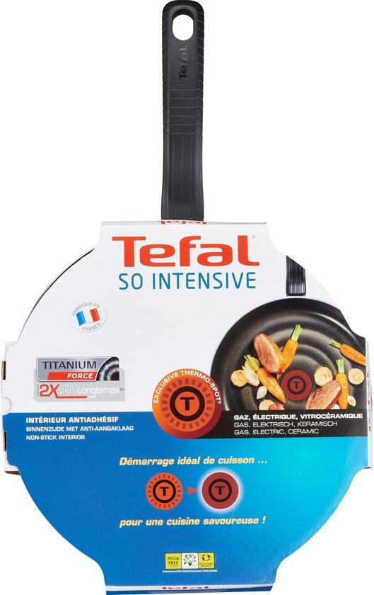 Tefal So Intensive Hapjespan à 24 cm