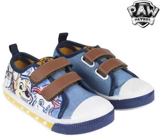 Kinderschoenen Met Lichtjes Maat 23.Bol Com Paw Patrol Sneakers Schoenen Met Lichtjes Maat 23