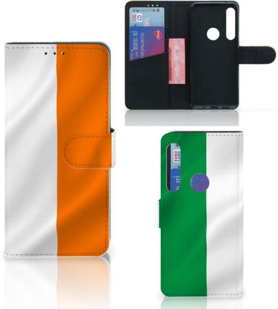 Bookstyle Case Motorola One Macro Ierland