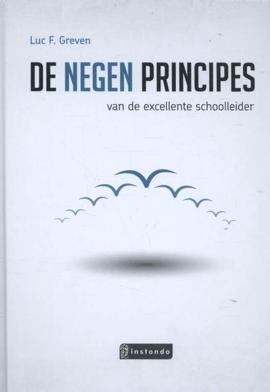 TIBtools - De 9 principes van de excellente schoolleider