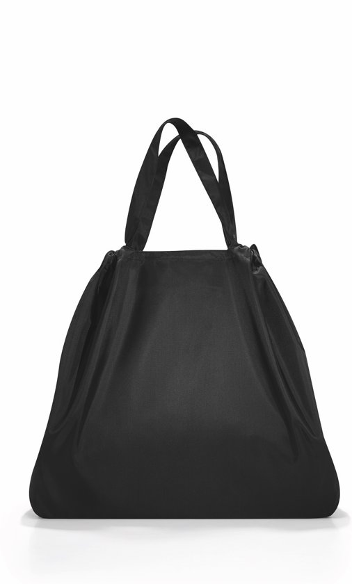 Reisenthel Mini Maxi Loftbag Shopper - Opvouwbaar - 25L - Zwart