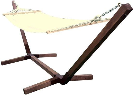 bol | motyl- eenpersoons hangmatstandaard / 1-persoons hangmat