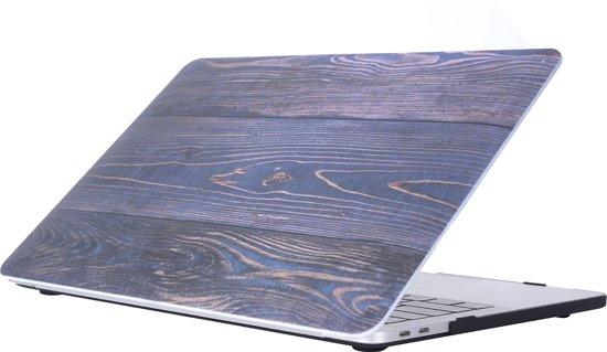 Mobigear Hardshell Case Wood Serie 4 Macbook Pro 13 inch Thunderbolt 3 (USB-C)