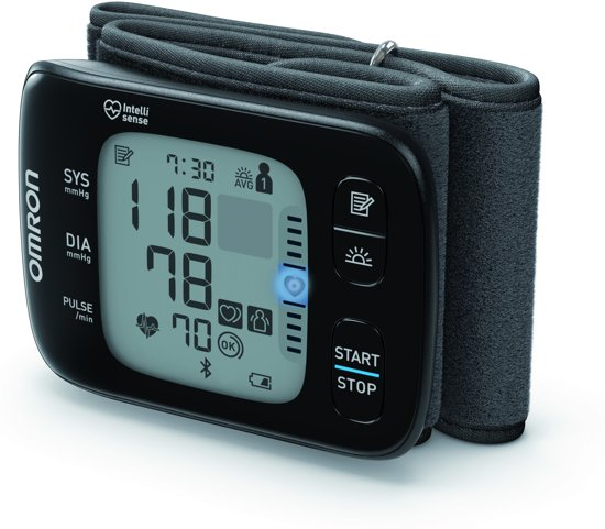 OMRON RS7 Intelli IT -Smart Pols Bloeddrukmeter