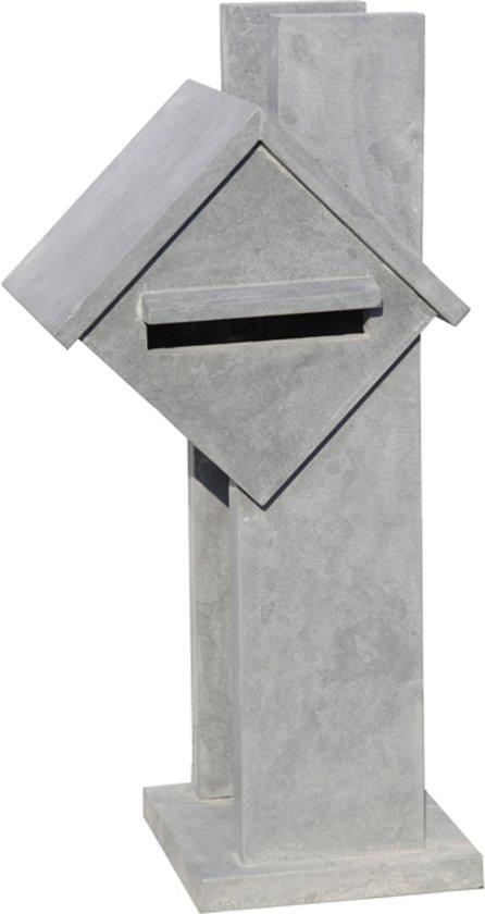 blauwsteen brievenbus