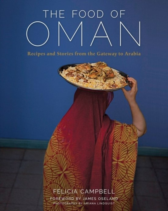 The Food of Oman cover