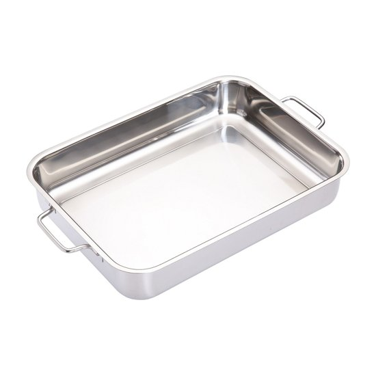 KitchenCraft Heavy Duty Braadslede 37 x 27 cm