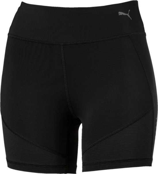 PUMA Ignite Short Tight W Sportlegging Dames - Puma Black