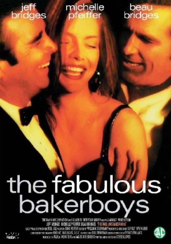 Cover van de film 'Fabulous Baker Boys'