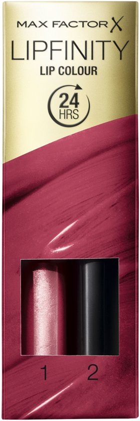 Max Factor Lipfinity Lip Colour Lipgloss - 335 Just in Love